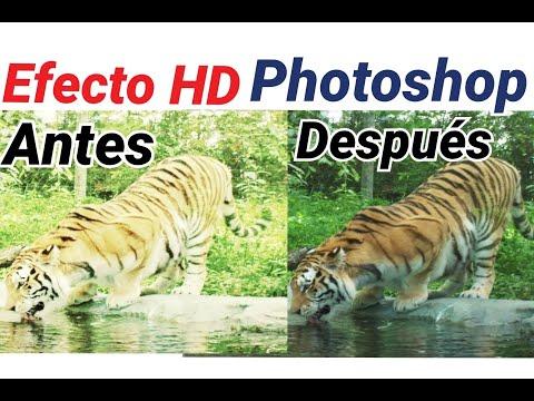 Como Hacer Una Foto HD Con Photoshop, Efecto HDR, Foto Full HD, Efectos Photoshop ,  Retoque