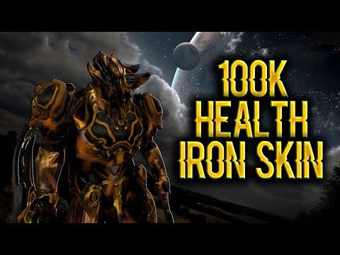 [WARFRAME] 100K HEALTH