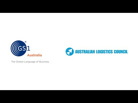 GS1 Australian Freight Label