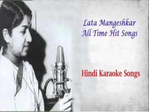 SUN SAHIBA SUN-Karaoke-Lata Mangeshkar-Full Karaoke
