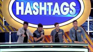 Family Feud November 6, 2016 Teaser: Hashtags vs VolleyBabes(, 2016-11-05T16:00:03.000Z)