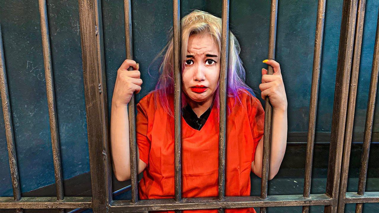 Побег Из Тюрьмы Челлендж