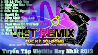 Nhạc trẻ remix tuyển chọn hay nhất năm 2013