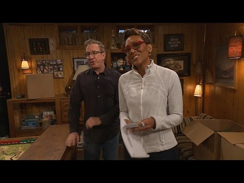 Robin Roberts Guest Stars on 'Last Man Standing'