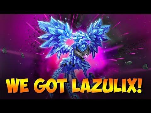 Rolling Until We Get Lazulix... CRAZY Session!