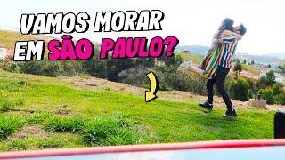 COMPRAMOS UM TERRENO EM SÃO PAULO !