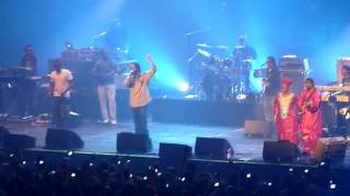 {LIVE HD} Nas & Damian Marley - Patience [Paris]