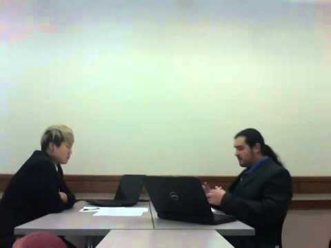 Seller and Buyer Role Play for Sales Class (Purdue)