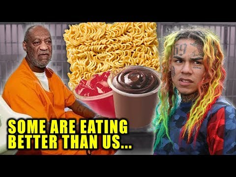 What Celebrities In Prison Eat During The Holidays