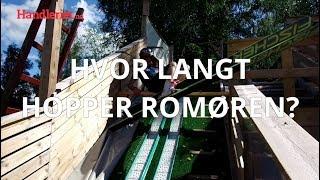 Hvor Langt Hopper Bjørn Einar Romøren?