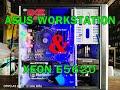 2020 : ASUS X58  + INTEL XEON E5620 Socket 1366 Systems