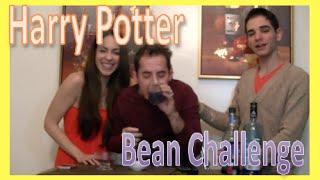 Harry Potter Every Flavor Bean Challenge