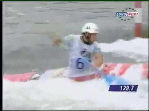 tony estanguet championnat du monde 2007