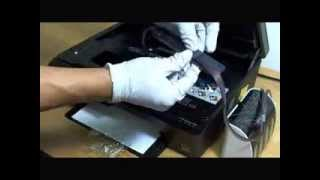 How to install XPRO CISS for HP Photosmart 5510 5512 5520 4620 printers