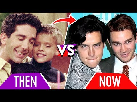 Friends Child Stars: Where Are They Now? | ⭐OSSA