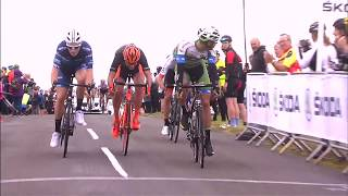 Tour of Britain 2017 | Stage 2 Highlights