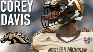 Corey Davis  quotBest Receiver in Nationquot  Western Michigan Highlights