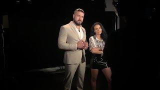 Apollo Crews confronts Andrade & Zelina Vega: WWE Exclusive, June 26, 2019