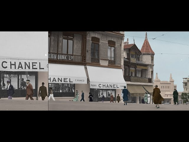 Biarritz - Inside CHANEL