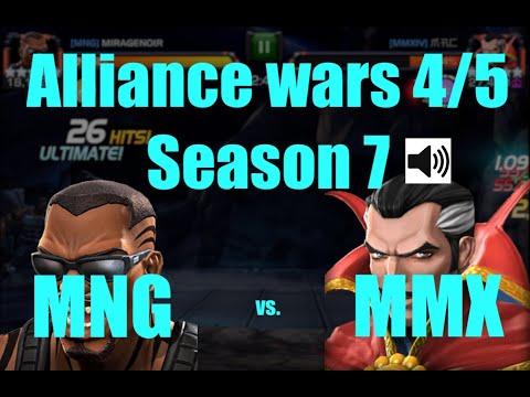 mcoc war matchmaking