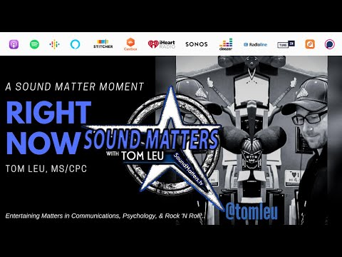 "Sound Matter Moment - ""Right Now"""