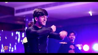 Brothers Surprise Performance at Sister's Engagement | Taaron ka Chamkta | Heart Touching Dance