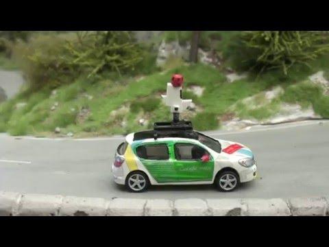 Google Maps 帶大家遊遍全球最大迷你鐵路模型世界