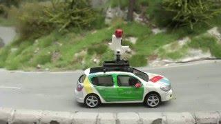#MiniView: Das Miniatur Wunderland auf Google Maps