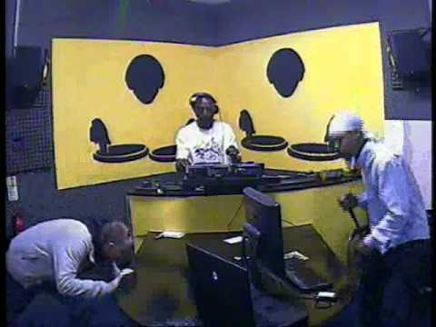 Urban Souljahs - DJ Prof H & MC Rush - Phatbeats DnBTV - 03-04-11