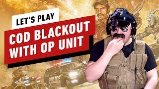 COD Blackout: Firing Range Evil Shenanigans