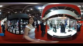 【360°VR動画】 東京おもちゃショー2016 ホット トイズ ジャパン