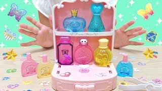フレグランスデザイナー で遊びました。 自分の好きな香りを組み合わせ...