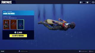 "*NEW* Fortnite ""Ravage"" Skin Showcase"