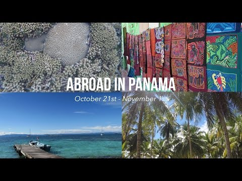 ABROAD IN PANAMA // Week 9