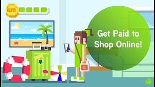 Get paid to shop online with Maxis ShopBack!