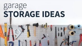 Garage storage ideas(, 2017-03-24T18:25:55.000Z)