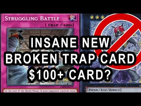 Download Youtube: NEW CRAZY BROKEN TRAP CARD!  $100 + SECRET RARE FOR TCG CALLING IT NOW! 1 CARD  EZ BOARD BREAK