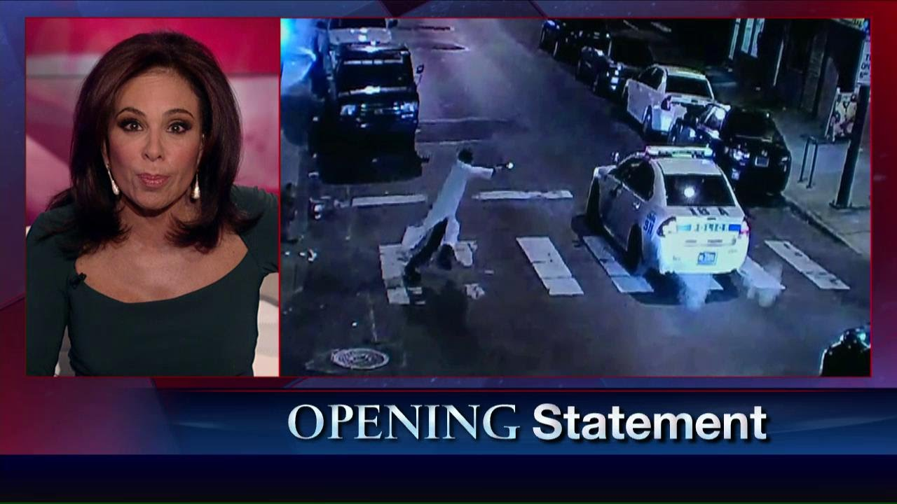 Judge Jeanine to Philly Mayor: 'Stop Mouthing Off When You Don't Know the Facts'