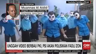 Unggah Video Berbau PKI, Fadli Zon akan Dilaporkan ke Polisi oleh PSI