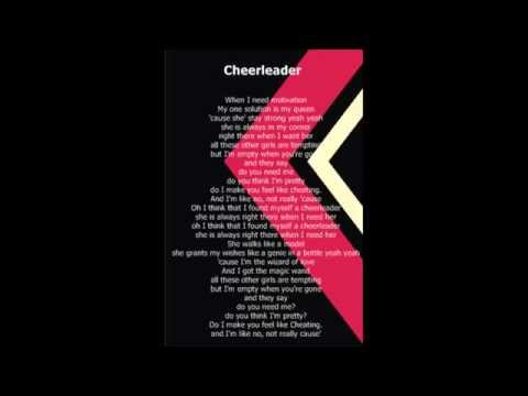 Omi Cheerleader - house remix [lyrics]