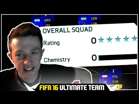 0 CHEMISTRY FUT DRAFT CHALLENGE!! FIFA 16