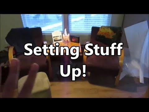 Setting stuff up 1.14.19 day2028