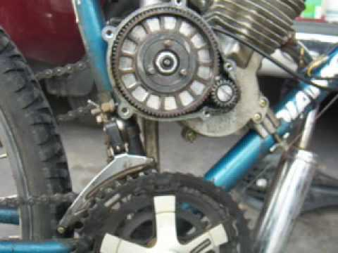how to fix a sliping cluch on your 80/66cc bike engine kit