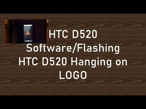 HTC D820U Hang on Red Triangle|| HTC D820 Flashing|| HTC hangs on logo