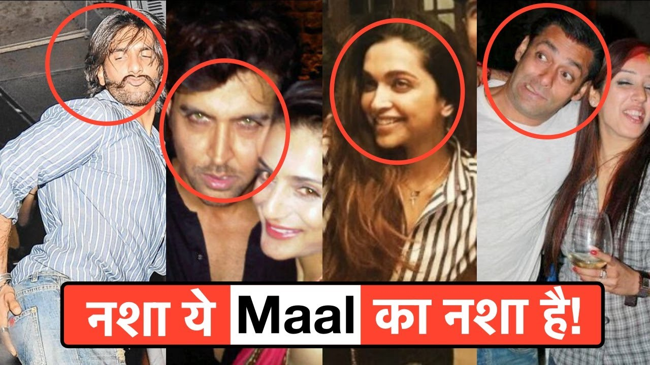Drunk Bollywood Actors Caught On Camera In Public | Deeksha Sharma