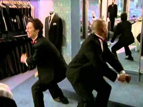 Scrubs - JD and Turk Dance Test