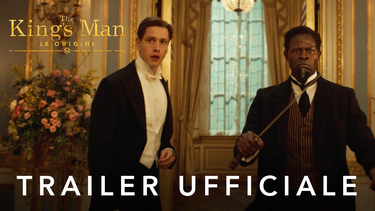 The King's Man - Le Origini   Trailer Ufficiale