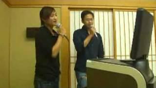 Ayo karaoke sama-sama(otsukaresama no kuni)