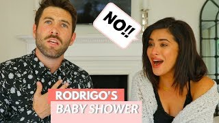 Rodrigo Returns: Baby Shower Gifts for