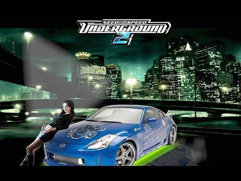 Смена разрешения в Need for Speed Underground 2 (NFS-Resolution)
